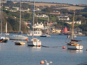 Kinsale Harbor.  Awesome!