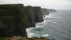 The Cliffs of Moher, spectacular!