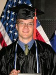 June, 2008 Graduating from Mizzou