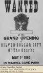 Silver Dollar City Grand Opening Ad